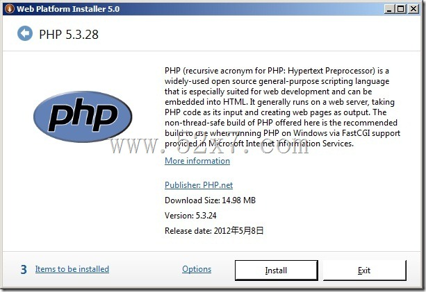 WebPlatformInstallerPHP535_1